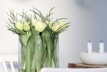 Blommor & ljus