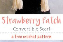 Scrumptious Scarves / So many delicious scarves!