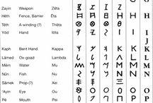 Alphabets & Ancient Languages