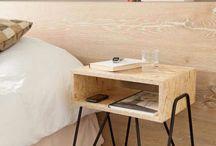 krzesła / stoły / szafki