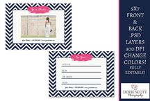 DSP Gift Certificate Templates / Photography marketing Templates