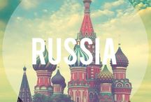 Russia / Keep calm and love Russia