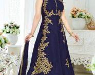 Party wear Anarkali Suits