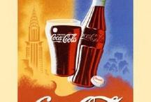 coca-cola / by Carol Newman Butler
