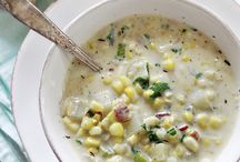 Recipes - Soups / by Jessica Poppke
