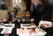 Cocktail japonais / Séminaire d'entreprise autour d'un cocktail japonais