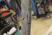 bicycles frame repair