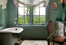 bathroom / by Touch the Wood