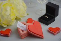 Valentine's day / Saint-Valentin - PADBC / All my Valentine's day recipes