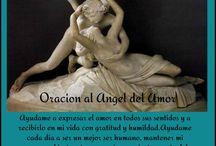 Oración al angel del amor