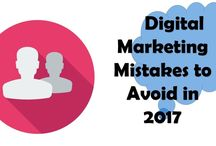 Avoid These Digital Marketing Mistakes In 2017