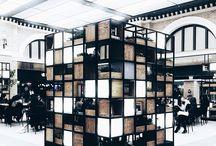 module exhibition equipment
