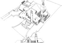 MAA Sketches / Architectural Sketches, Michael Abraham Architecture