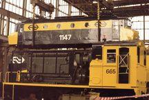 Nederlandse treinen