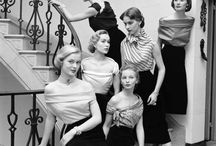 The Golden 1950s / Vintage Fashion Photos from the 50s.