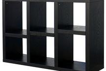 Cubilcal shelves