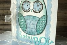 Owls - Dies, stamps, printables and cutting files / Owls - Dies, stamps, printables and cutting files all with little owls, take a look at these gorgeous papercraft and card making projects