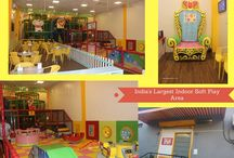 Kids, Fun, Play, Activities