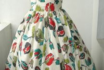 Examples of dresses for C.