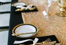 Gold & Glimmering