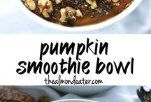healthy recipes for fall / Healthy recipes for you and your bump to have a healthy pregnancy! Crisp, nutty, earthy flavors you have to try in the kitchen this fall.