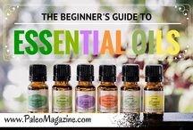 Essential Oils We Love / The Health Benefits of Essential Oils