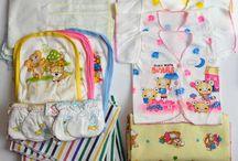 Perlengkapan Baju Bayi Lucu