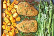 {Recipes} One Dish Meals