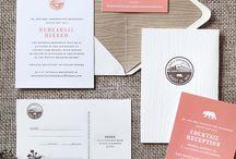 Invites + Paper Goods