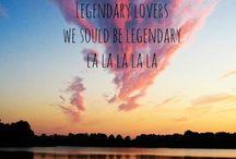 LEGENDARY LOVERS!