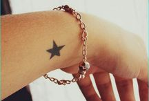 20 Nautical Star Tattoos / Nautical Star tattoos have different meaning and symbolism to different people. The primary star was formerly copied from a simplified sketch of the compass. Sailors began drawing designs into their skin to use as navigation. The North Star was the only symbol of shelter and assurance in the turbulent, chaotic and ruthless ocean environment. I
