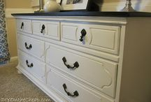 Big DIY projects / Furniture, house and major do it-yourself projects / by Dani Bates