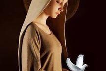 Maria y el Espiritu Santo