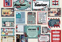 'Anchor Yourself To The Savior' Kit / LDS Missionary Care Packages