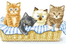 Animals in Cross Stitch Freebies