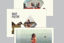 Graphics // Postcards / by Melissa Allen