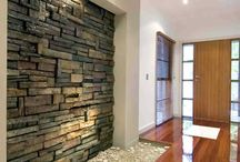 Stone wall apartment