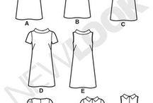 SEW - Pattern Stash - Women
