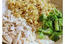 chicken / Food