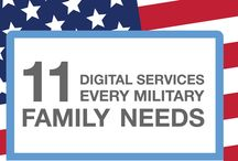 Military Family / by Charlene Ricketts
