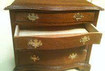 John Otway miniature furniture