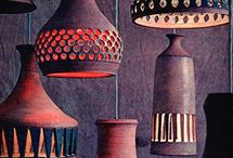 Lampy-Lamps-Light-Ceramic-Clay