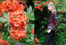 Editorial: Le petite fleur / ph. mada zielinska she. karolin a rudnicka