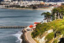 Between San Fransico & LA / by ⥤◈⥢ Asiatic Nubian ⥤◈⥢
