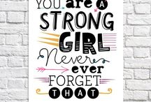 Girl Quotes!!!