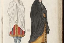 Spain (and near by areas) as represented in 16th century Costume Books