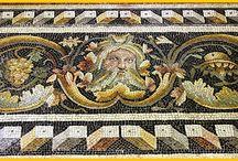 ΑΡΧΑΙΟ-ΕΛΛΗΝΙΚΑ ΨΗΦΙΔΩΤΑ....ANCIENT GREEK-MOSAIC / Εμπνευσμένα απο την ΕΛΛΗΝΙΚΗ - ΜΥΘΟΛΟΓΙΑ.......Images from GREEK - Mythology
