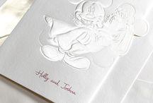 Mickey faire part