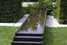 Acqua nel giardino