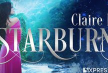 Starburner by Claire Luana Reveal & Giveaway